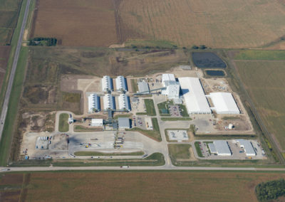 Monsanto Waco Harvest Complex