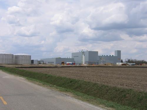 Valent BioSciences Industrial Plant
