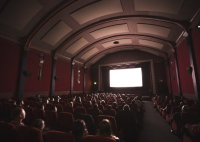 Renovation to Cinema in New Braunfels