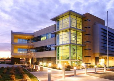 New Multi-Purpose Building Additions to Existing Financial Campus